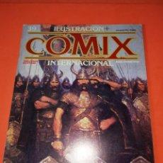 Cómics: COMIX INTERNACIONAL. Nº 39 TOUTAIN EDITOR.. Lote 267167234