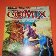 Cómics: COMIX INTERNACIONAL. Nº 40 TOUTAIN EDITOR.. Lote 267167849