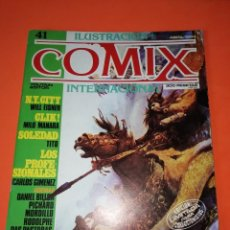 Cómics: COMIX INTERNACIONAL. Nº 41 TOUTAIN EDITOR.. Lote 267168404