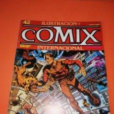 Cómics: COMIX INTERNACIONAL. Nº 42 TOUTAIN EDITOR.. Lote 267168919