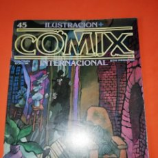 Cómics: COMIX INTERNACIONAL. Nº 45 TOUTAIN EDITOR.. Lote 267170304