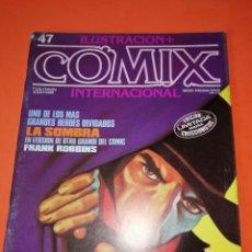 Cómics: COMIX INTERNACIONAL. Nº 47. TOUTAIN EDITOR. MUY BUEN ESTADO. Lote 267172634