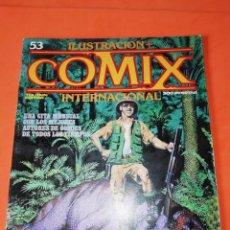 Cómics: COMIX INTERNACIONAL. Nº 53. TOUTAIN EDITOR.. Lote 267174474