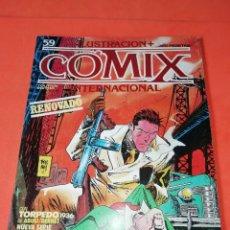 Cómics: COMIX INTERNACIONAL. Nº 59. TOUTAIN EDITOR. MUY BUEN ESTADO. Lote 267175204