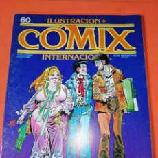 Cómics: COMIX INTERNACIONAL. Nº 60. TOUTAIN EDITOR. MUY BUEN ESTADO. Lote 267175479