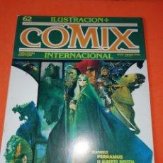 Cómics: COMIX INTERNACIONAL. Nº 62. TOUTAIN EDITOR. MUY BUEN ESTADO. Lote 267176294