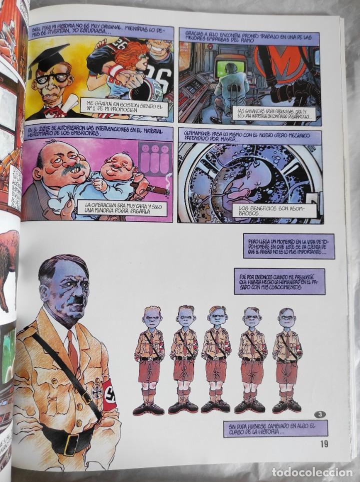 Cómics: Comic: ADN - de F. De Felipe y Oscaraibar - Toutain Editor - Foto 4 - 267505584