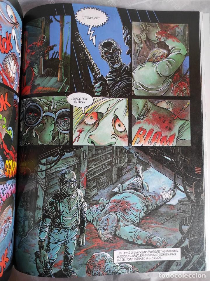 Cómics: Comic: ADN - de F. De Felipe y Oscaraibar - Toutain Editor - Foto 5 - 267505584