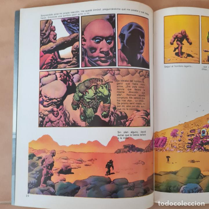 Cómics: DEN 1ª EDICIÓN 1978 - RICHARD CORBEN - TOUTAIN EDITOR - Foto 6 - 267611884