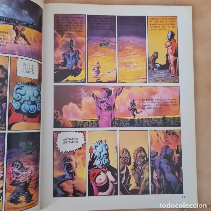 Cómics: DEN 1ª EDICIÓN 1978 - RICHARD CORBEN - TOUTAIN EDITOR - Foto 7 - 267611884