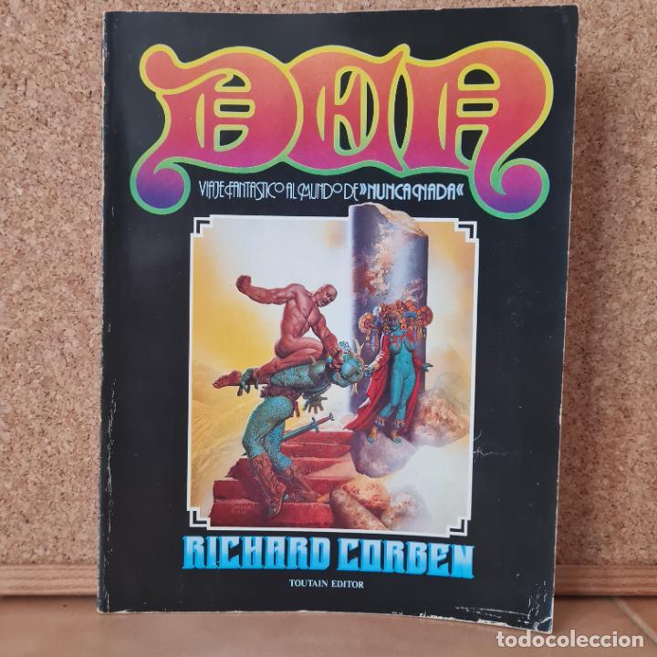 DEN 1ª EDICIÓN 1978 - RICHARD CORBEN - TOUTAIN EDITOR (Tebeos y Comics - Toutain - Álbumes)