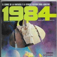 Cómics: 1984 COMIC DE LA FANTASIA Y CIENCIA FICCIÓN PARA ADULTOS.Nº 26. Lote 267753859