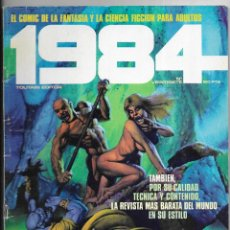 Cómics: 1984 COMIC DE LA FANTASIA Y CIENCIA FICCIÓN PARA ADULTOS.Nº 27. Lote 267754209