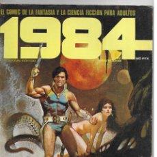 Cómics: 1984 COMIC DE LA FANTASIA Y CIENCIA FICCIÓN PARA ADULTOS.Nº 28. Lote 267754454