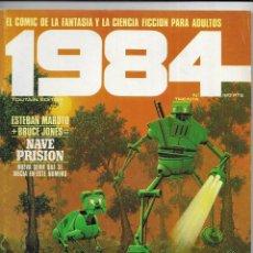 Cómics: 1984 COMIC DE LA FANTASIA Y CIENCIA FICCIÓN PARA ADULTOS.Nº 30. Lote 267754974