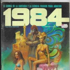 Cómics: 1984 COMIC DE LA FANTASIA Y CIENCIA FICCIÓN PARA ADULTOS.Nº 32. Lote 267755434
