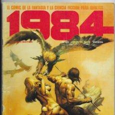 Cómics: 1984 COMIC DE LA FANTASIA Y CIENCIA FICCIÓN PARA ADULTOS.Nº 43. Lote 267755624