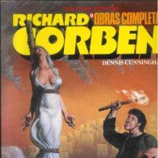 Cómics: MANUSCRITOS DE LA PLAGA RICHARD CORBEN OBRAS COMPLETAS 9 TOUTAIN EDITOR. Lote 268298529
