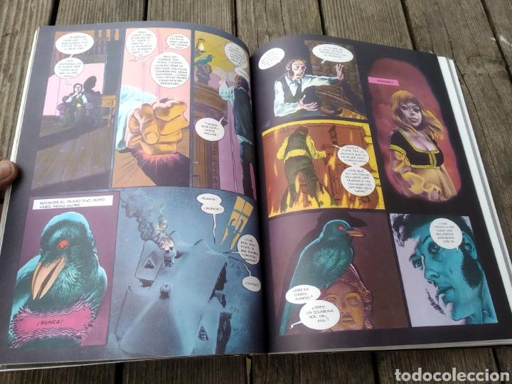 Cómics: COMIC CREEPY RINDE HOMENAJE A EDGAR ALLAN POE. - Foto 9 - 268798774