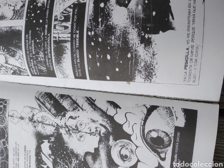 Cómics: COMIC CREEPY RINDE HOMENAJE A EDGAR ALLAN POE. - Foto 12 - 268798774