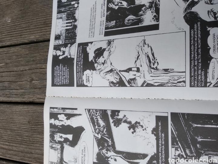 Cómics: COMIC CREEPY RINDE HOMENAJE A EDGAR ALLAN POE. - Foto 16 - 268798774