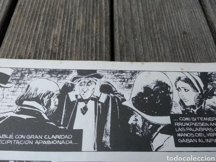 Cómics: COMIC CREEPY RINDE HOMENAJE A EDGAR ALLAN POE. - Foto 18 - 268798774