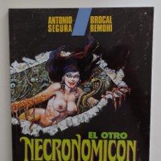 Cómics: EL OTRO NECRONOMICON - TOUTAIN. Lote 268840099