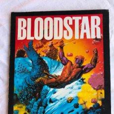Comics: RICHARD CORBEN . BLOODSTAR. OBRAS COMPLETAS Nº 7. TOUTAIN EDITOR, 1981 1ª EDICION. Lote 269173443