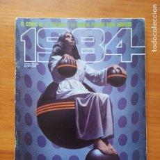 Cómics: 1984 Nº 59 - TOUTAIN (Z1). Lote 269242033