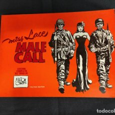 Cómics: MISS LACE - MALE CALL - MILTON CANIFF - TOUTAIN -. Lote 269342483