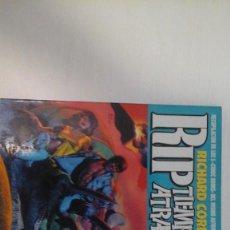 """Fumetti: RIP. TIEMPO ATRÁS. RICHARD CORBEN. RECOPILACIÓN 5 """"COMIC BOOKS"""". Lote 269434563"""