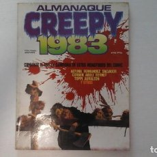 Cómics: ALMANAQUE CREEPY 1983. Lote 269439283