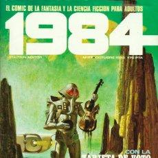Cómics: COMIC 1984 Nº 57 - FANTASIA Y CIENCIA FICCION - TOUTAIN EDITOR - 1983 - MUY BUEN ESTADO. Lote 269482188