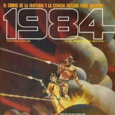 Cómics: COMIC 1984 Nº 62 - FANTASIA Y CIENCIA FICCION - TOUTAIN EDITOR - 1984 - MUY BUEN ESTADO. Lote 269483038