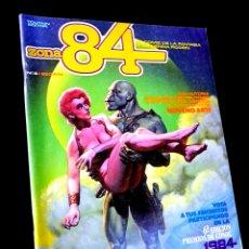Cómics: MUY BUEN ESTADO ZONA 84 6 TOUNTAIN. Lote 269583028
