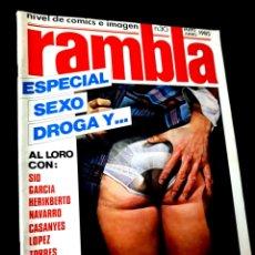 Cómics: MUY BUEN ESTADO RAMBLA 30. Lote 269585413