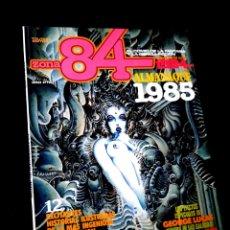 Cómics: MUY BUEN ESTADO ZONA 84 ALMANAQUE 1985 TOUNTAIN. Lote 269585738