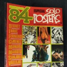 Cómics: ZONA 84 - LOTE 42 EJEMPLARES - TOUTAIN -. Lote 269610148