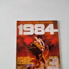 Cómics: CÓMIC 1984 NÚMERO 19 TOUTAIN EDITOR AÑO 1980. Lote 270142808