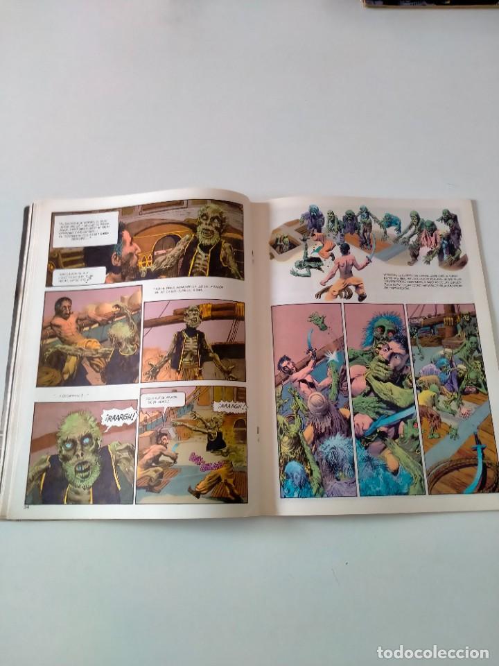 Cómics: Cómic 1984 número 19 Toutain Editor Año 1980 - Foto 5 - 270142808