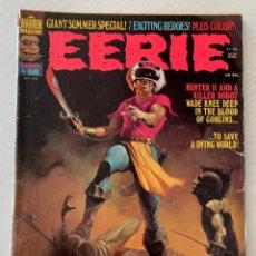 Fumetti: REVISTA DE TERROR EERIE 68 - WARREN MAGAZINE - CREEPY EERIE - SEPTIEMBRE 1975 - COMIC. Lote 270151753
