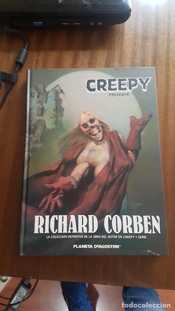 CREEPY DE RICHARD CORBEN (Tebeos y Comics - Toutain - Creepy)