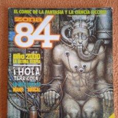 Cómics: ZONA 84 - NÚMERO 82 - TOUTAIN EDITOR. Lote 270899768