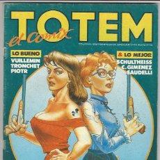 Cómics: TOUTAIN. TOTEM EL COMIX. 44.. Lote 271184723