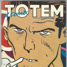 Cómics: TOUTAIN. TOTEM EL COMIX. 24.. Lote 271184748