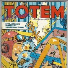 Cómics: TOUTAIN. TOTEM EL COMIX. 35.. Lote 271184763