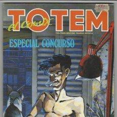 Cómics: TOUTAIN. TOTEM EL COMIX. ESPECIAL CONCURSO.. Lote 271184808