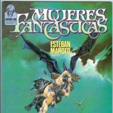 Fumetti: TOUTAIN. JOYAS DE CREEPY. MUJERES FANT�STICAS. MAROTO.. Lote 271196603