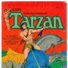 Cómics: TOUTAIN. EL NUEVO TARZAN. 4. Lote 271241503