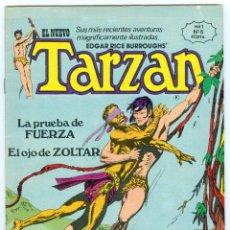 Cómics: TOUTAIN. EL NUEVO TARZAN. 6. Lote 271313368